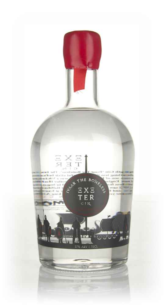 Exeter Gin - Ivaar The Boneless