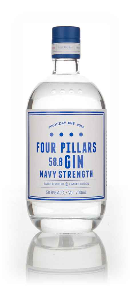 Four Pillars Gin Navy Strength