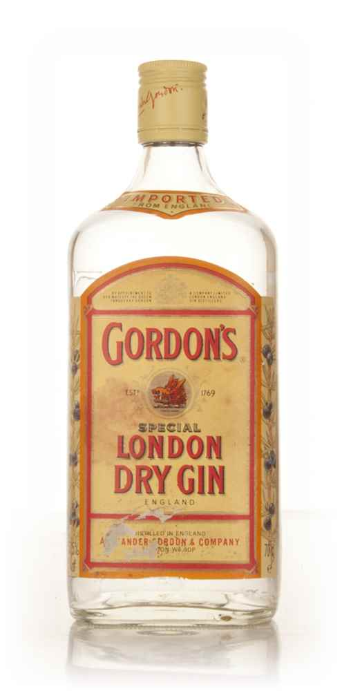 Gordon's London Dry Gin - 1995