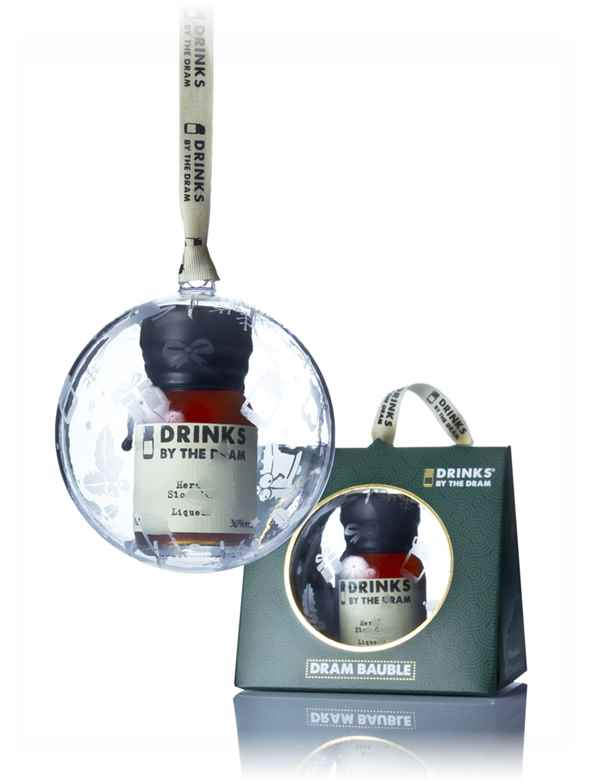 Drinks by the Dram Single Bauble - Hernö Sloe Gin