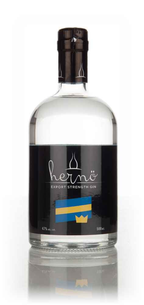 Hernö Export Strength Gin