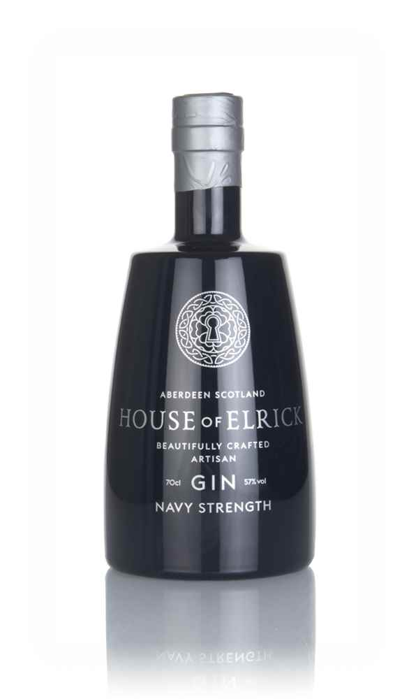 House of Elrick Gin Navy Strength