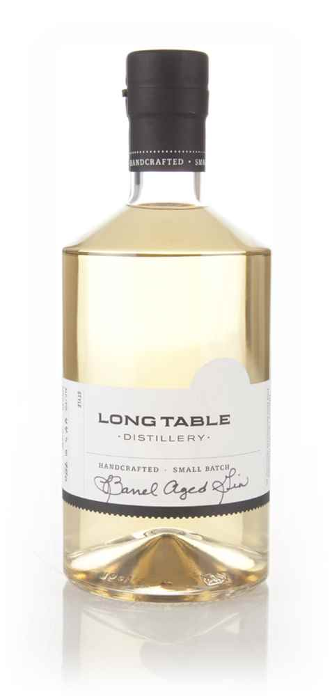 Long Table Barrel Aged Gin
