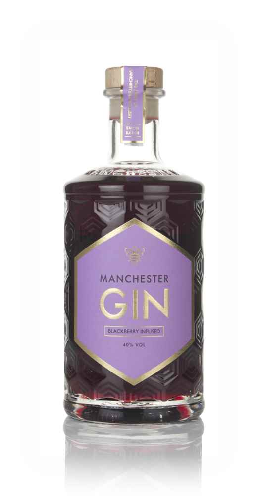 Manchester Gin - Blackberry Infused