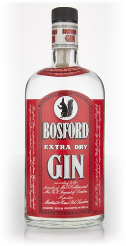 Bosford Extra Dry - 1980s