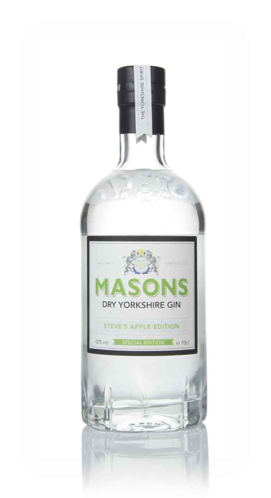 Masons Dry Yorkshire Gin - Steve's Apple Edition