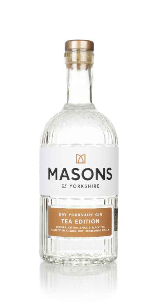 Masons Dry Yorkshire Gin - Yorkshire Tea Edition