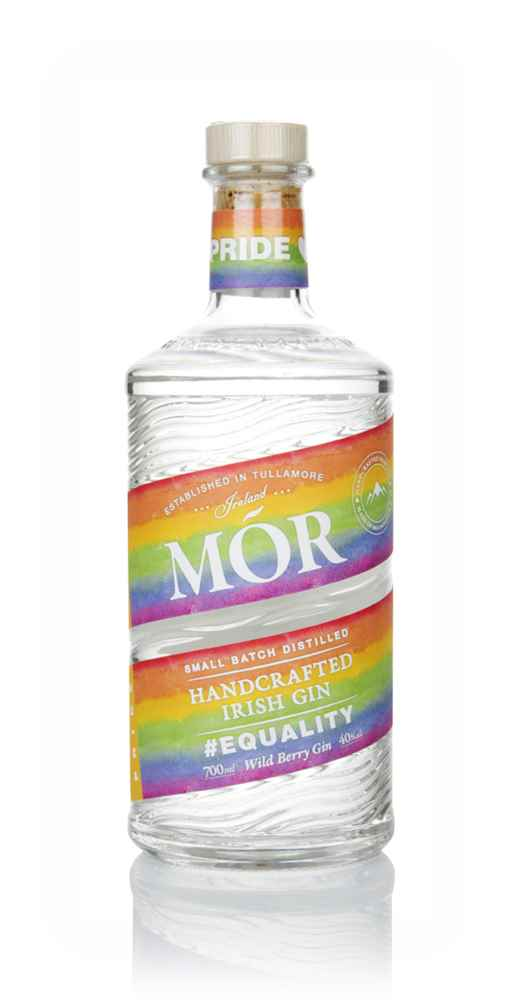 Mór Irish Gin - Pride Edition