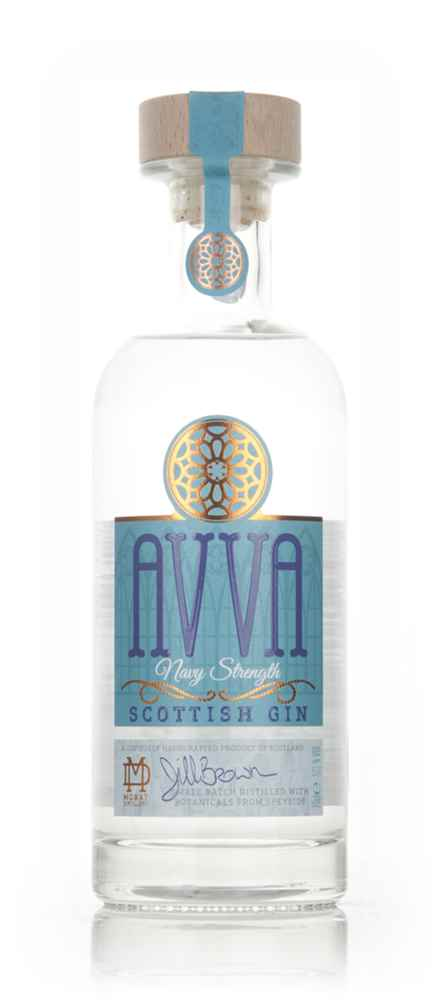 Avva Navy Strength Scottish Gin