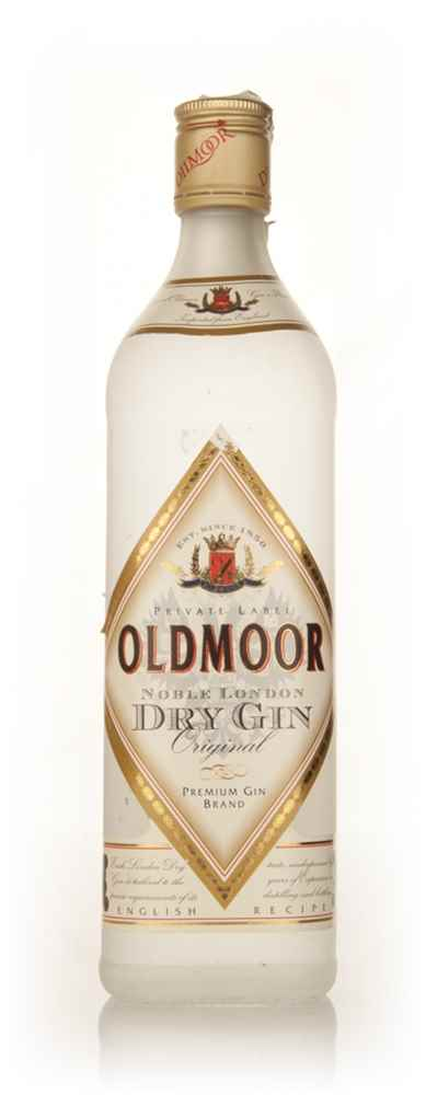 Oldmoor Noble London Dry Gin - 2000s