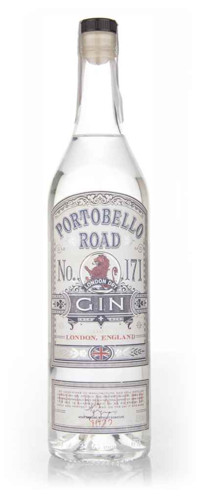 Portobello Road No. 171 Gin