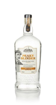 Peaky Blinder Spiced Dry Gin