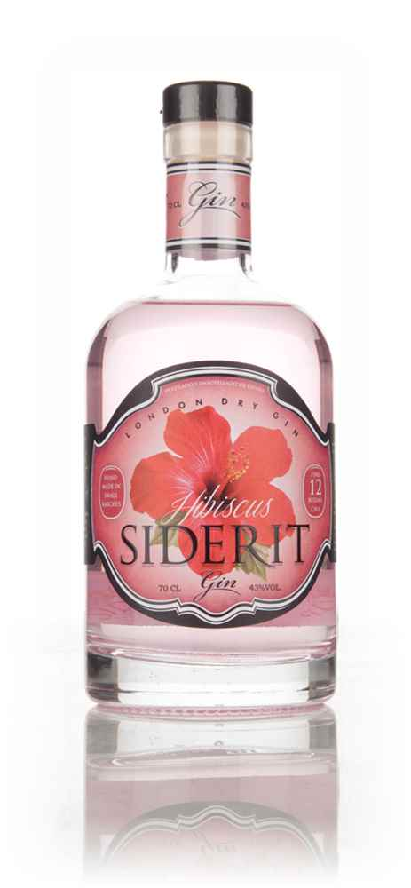 Siderit Hibiscus London Dry Gin