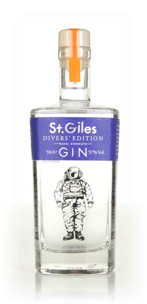 St. Giles Gin - Divers' Edition