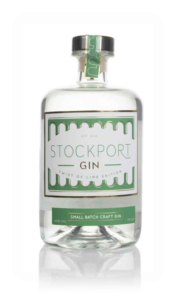 Stockport Gin - Twist of Lime Edition