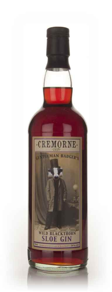 Gentleman Badger's Sloe Gin