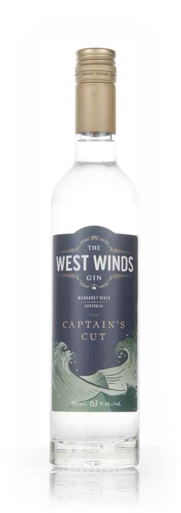 The West Winds Gin - Captain's Cut