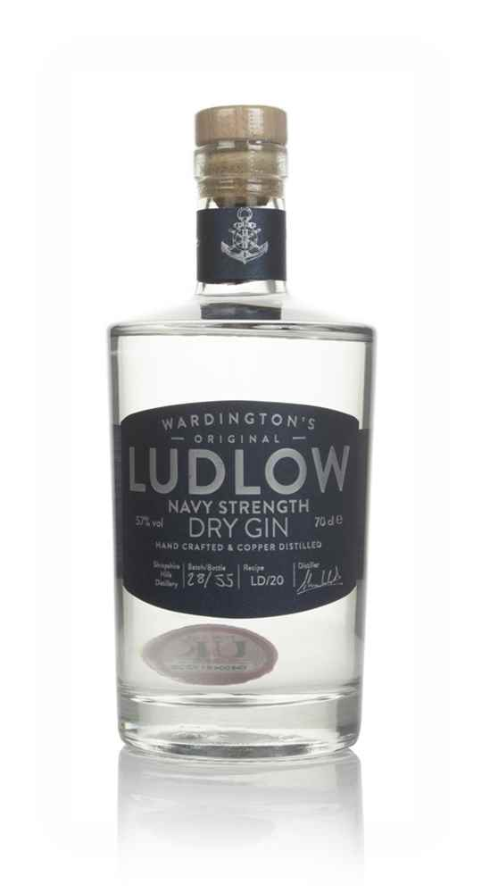 Wardington's Ludlow Navy Strength Gin