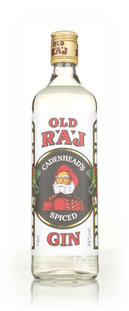 Old Raj Spiced Gin - 46%