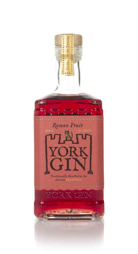 York Gin Roman Fruit