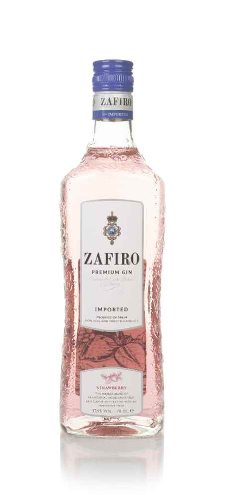 Zafiro Strawberry Gin