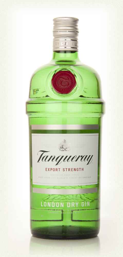 Tanqueray Export Strength 43.1% 1l
