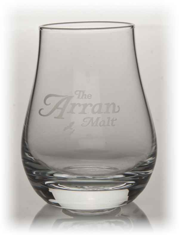 Arran Malt Tasting Glass