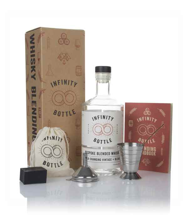 Infinity Bottle Whisky Blending Kit
