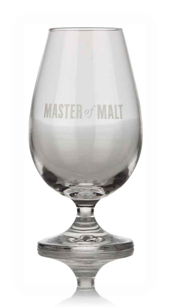 Master of Malt Crystal Tasting Glass
