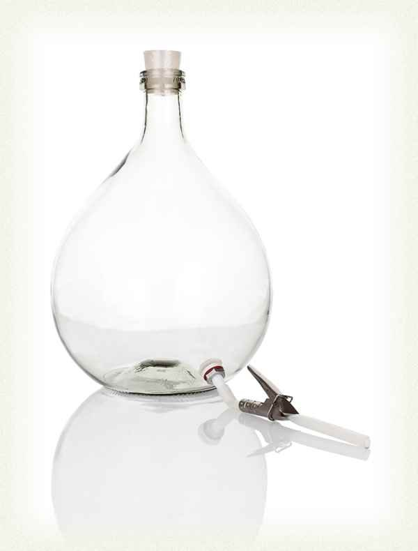 Glass Carboy 10l