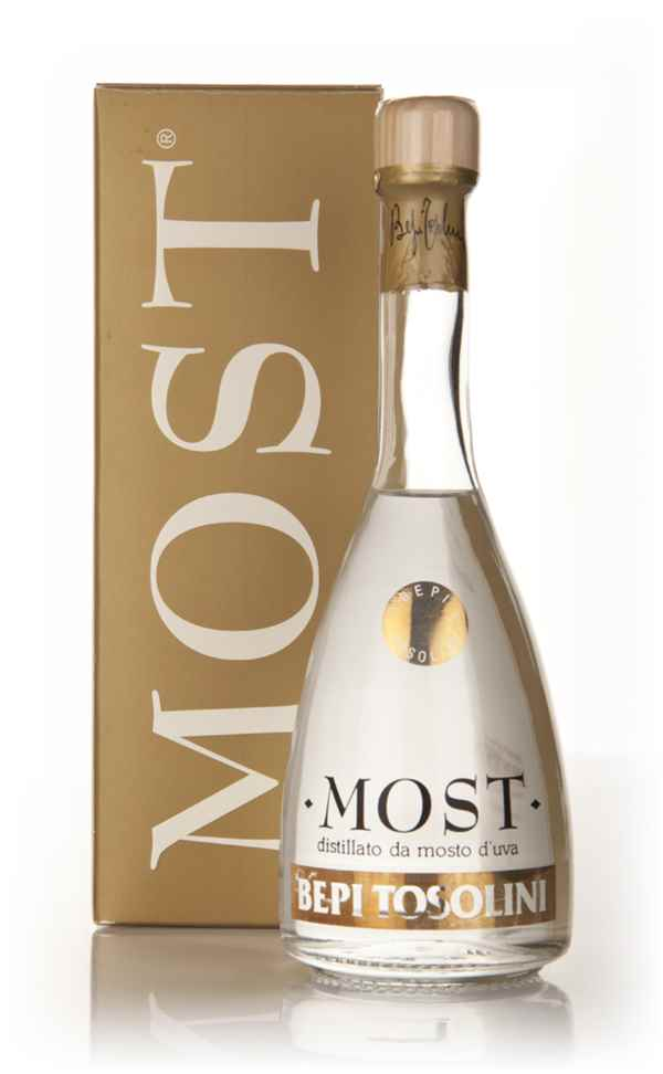 Tosolini Most Acquavite da Mosto D'Uva 35cl