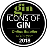 Icons of Gin Online Retailer Award