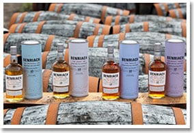 Benriach New Look