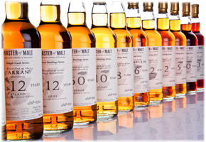Master Of Malt Bottlings