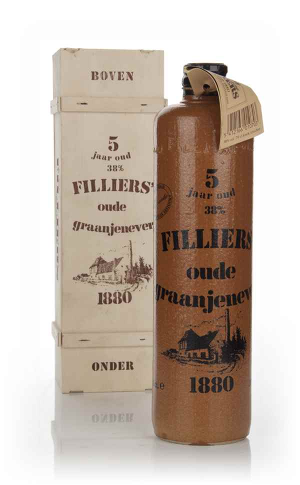 Filliers' 38° (5 Year Old) Oude Graanjenever - 1980s