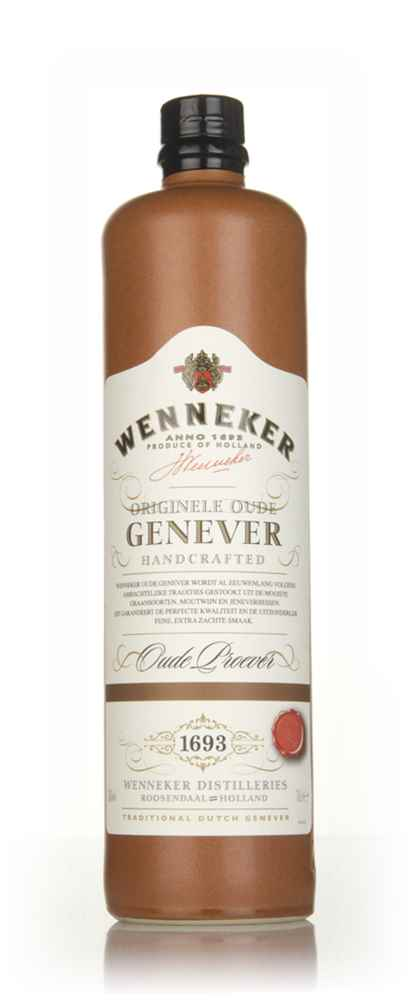 Wenneker Oude Proever Oude Genever