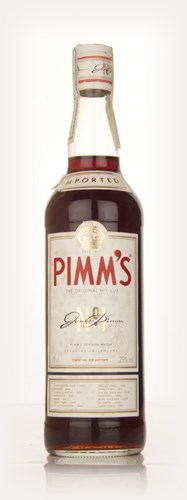 Pimm's No 1 Cup - 1980s