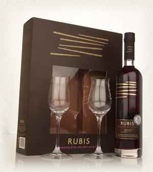 Rubis Chocolate Wine Gift Pack