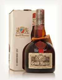 Grand Marnier Cordon Rouge - 1970s (Boxed)