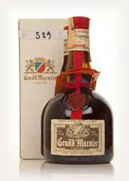 Grand Marnier Cordon Rouge - 1980s (Boxed)