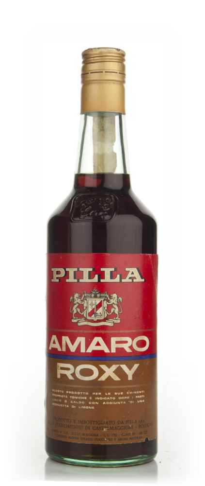 Pilla Amaro Roxy - 1970s
