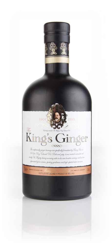 The King's Ginger Liqueur 70cl