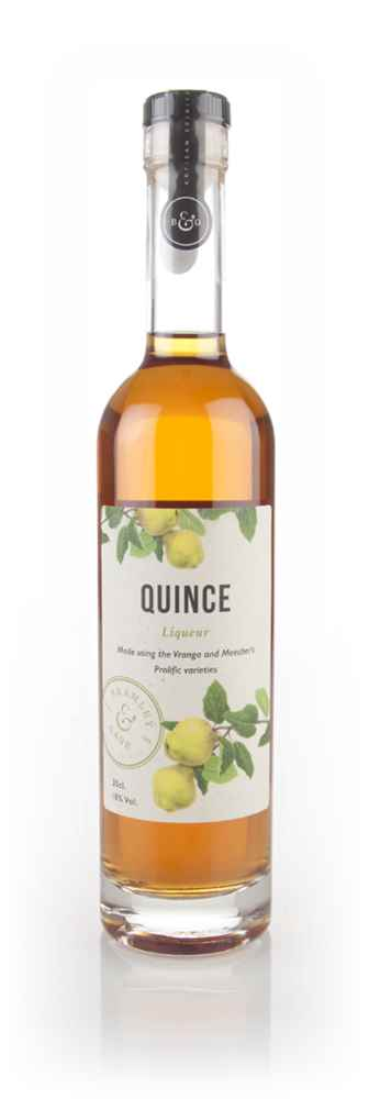 Bramley & Gage Quincy Quince Liqueur