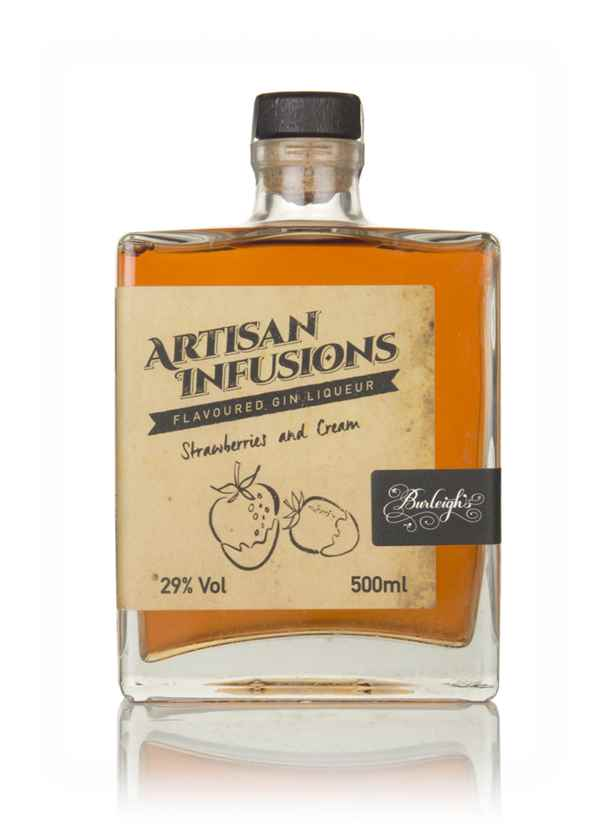Burleighs Artisan Infusions - Strawberries & Cream