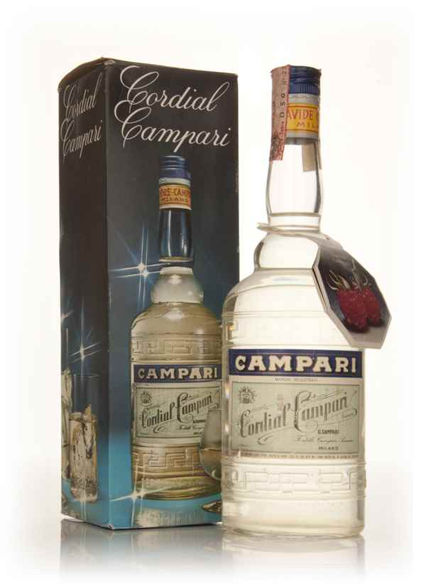 Campari Cordial (with Presentation Box) - 1980s