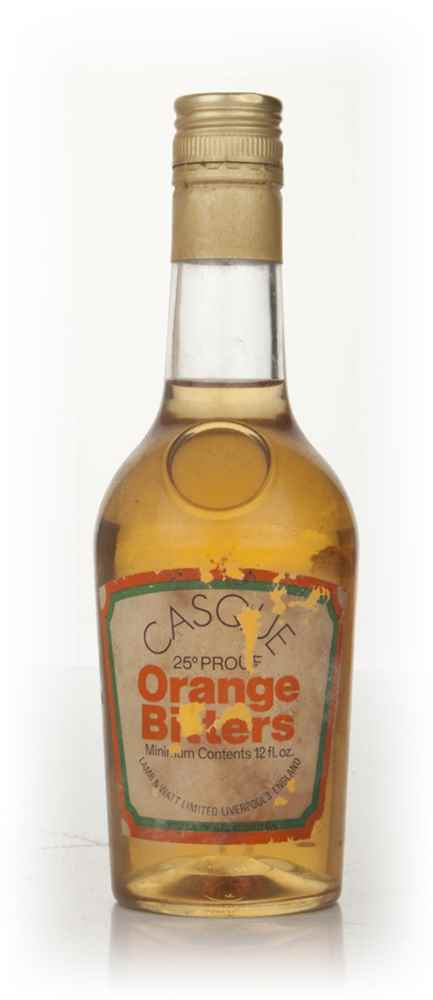 Casque Orange Bitters - 1970s