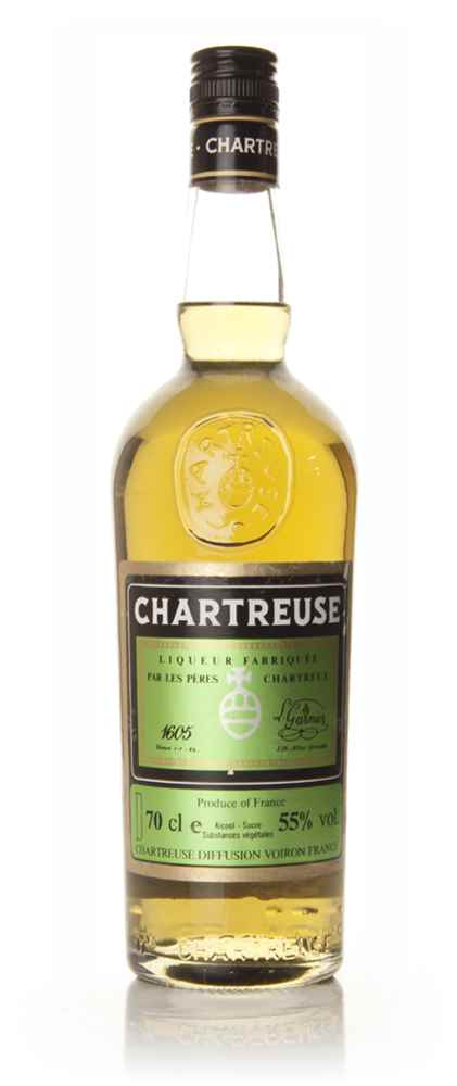 Green Chartreuse - 1980s