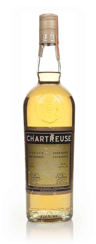 Yellow Chartreuse - 1970s