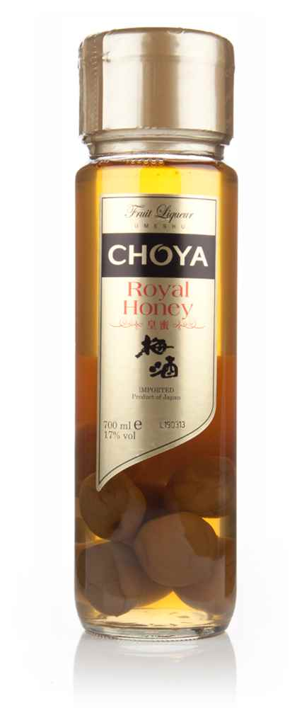 Choya Royal Honey Umeshu (17%)