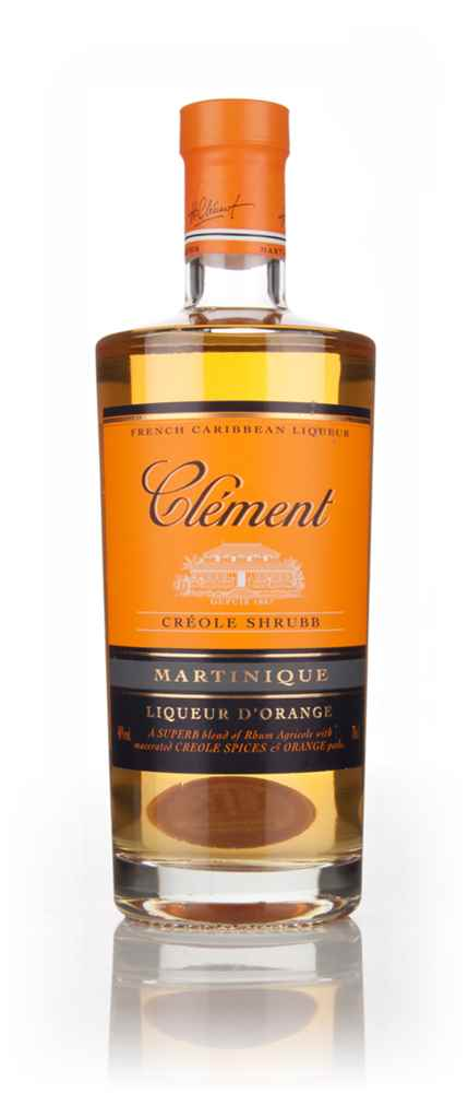 Clément Creole Shrubb Liqueur d'Orange